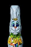 Chocolate bunny Stock Photo