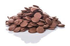 Chocolate Button I Stock Image