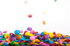 Chocolate Buttons Royalty Free Stock Photo