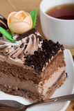 Chocolate Cake Stock Photography