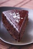 Chocolate cake stock photography