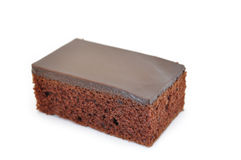 Chocolate Cake. This is Chocolate Cake in isolated shot Royalty Free Stock Images