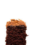Chocolate cake Royalty Free Stock Photo