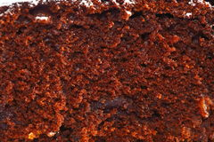 Chocolate cake food background Royalty Free Stock Photography