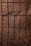 Chocolate cake food background Royalty Free Stock Photos