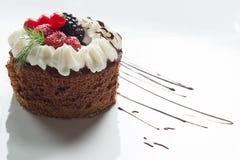 Chocolate cake Stock Photo