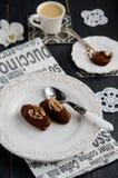 Chocolate cake Potato Royalty Free Stock Photo