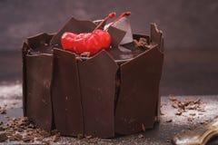 Chocolate cake Royalty Free Stock Image