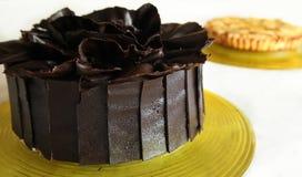 Chocolate cakes royalty free stock photo