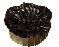 Chocolate cakes Royalty Free Stock Images