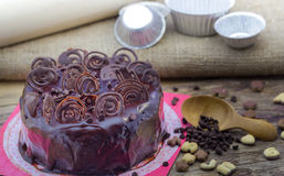 Chocolate  Cakes Stock Images