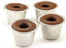 Chocolate cakes Royalty Free Stock Image