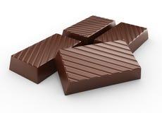 Chocolate caliente Ilustración del Vector