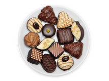 Chocolate candies Royalty Free Stock Photo