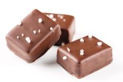 Chocolate candies praline Royalty Free Stock Photos