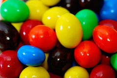 Chocolate Candy 3. Close up Color Chocolate Candy Royalty Free Stock Photo