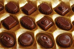 Free Chocolate Candy Royalty Free Stock Image - 4077566