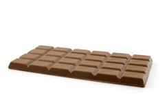 Chocolate candy bar Royalty Free Stock Images