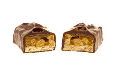 Chocolate Candy Bar Stock Photo