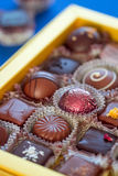 Chocolate Candy Box Royalty Free Stock Photo