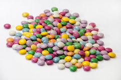 Free Chocolate Candy Color As The Background Royalty Free Stock Images - 51258219