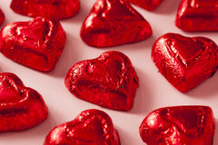 Chocolate Candy Heart Sweets Royalty Free Stock Photo
