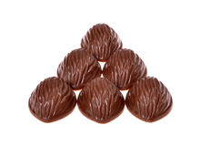 Chocolate candy Royalty Free Stock Photography