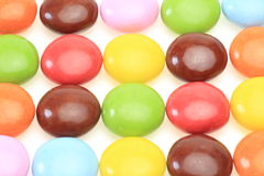Chocolate candy Stock Photos