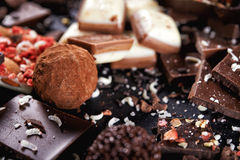 Chocolate candy Royalty Free Stock Image