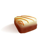 Chocolate Candy.  Vector Royalty Free Stock Image
