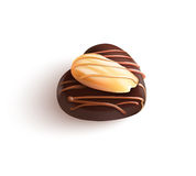 Chocolate Candy.  Vector Royalty Free Stock Images