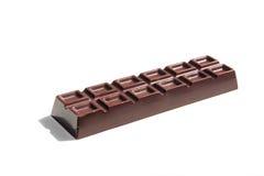 Chocolate candybar Fotografía de archivo libre de regalías