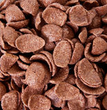 Chocolate cereal Royalty Free Stock Photos