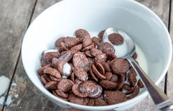Chocolate Cereal Stock Photos