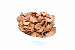 Chocolate cereals Stock Photos