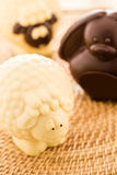 Chocolate cheep Royalty Free Stock Images