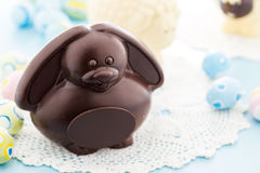 Chocolate cheep Royalty Free Stock Photography