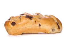Chocolate chip brioche Royalty Free Stock Photo