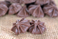 Chocolate chip Royalty Free Stock Photo