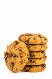 Chocolate chip coockies Royalty Free Stock Image