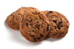 Chocolate Chip Cookie Stock Photos