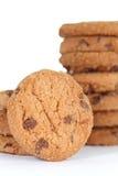 Chocolate Chip Cookie foto de archivo libre de regalías