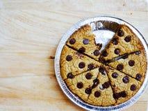 Chocolate Chip Cookie Imágenes de archivo libres de regalías
