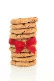 Chocolate Chip Cookie Treat Stock Photos