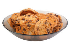 Chocolate Chip Cookies. Stock Images