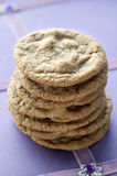 Chocolate Chip Cookies Stock Photography