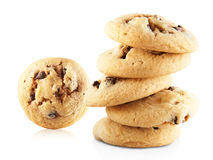 Chocolate Chip Cookies Imagem de Stock