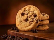 Chocolate Chip Cookies Imagen de archivo