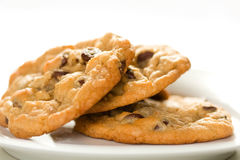 Free Chocolate Chip Cookies Stock Photography - 7637592