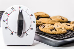 Chocolate Chip Cookies Royalty Free Stock Photo